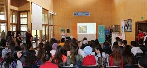 Macera Park 50 lise öğrencisini misafir etti