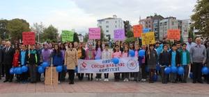 Fatsa'da 'Dünya Kız Çocukları Günü' kutlandı