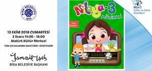 Niloya -3 çocuklar için Biga'da