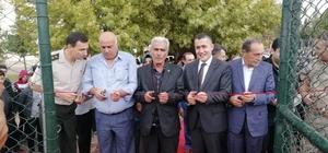 Şehit Polis Fethi Sekin'in adı halı sahaya verildi