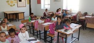 Alidam Ortaokulu inşaatı tamamlanıyor