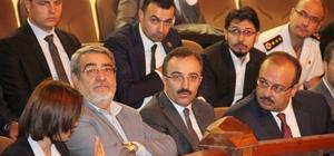 İranlı Bakanın Mevlana hayranlığı İran İçişleri Bakanı, Konya'da sema gösterisine katıldı