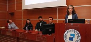 PAÜ öğrencilerine sosyal kooperatifçilik tanıtıldı