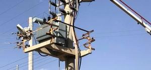 Dicle Elektrik Mardin'de kışa hazırlanıyor