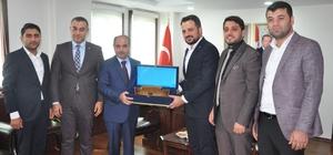 TÜGVA Genel Başkan Yardımcısı Eminoğlu'ndan Şırnak ziyareti