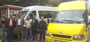 Çınarcık'ta ulaşım ihalesi gerginliği Şimdi de minibüsçüler mahkeme yolunu tuttu