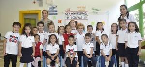 GKV Özel Anaokulu'nda sandık heyecanı