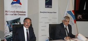 ARAS EDAŞ ve Ağrı İbrahim Çeçen Üniversitesi arasında işbirliği protokolü imzalandı