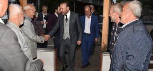 Başkan Doğan köy ziyaretlerine devam ediyor