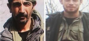 Şırnak'ta PKK'ya 'hançer' vuruldu 'Hançer-2' operasyonunda öldürülen 2 terörist, PKK'nın sözde sorumluları çıktı