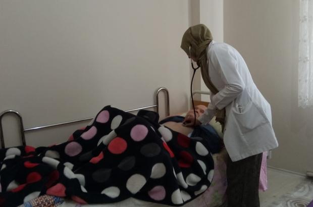 2 bin 894 kişiye evde sağlık hizmeti