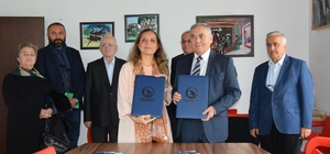 Adige Devlet Üniversitesi Düzce ile bağlarını güçlendirdi