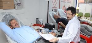 Ordu'da kan bağışında düşüş