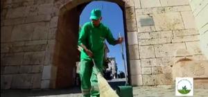Çöpçülerden oluşan koro mest ediyor Osmangazi Belediyesi Çöpçüler Korosu dinleyenleri mest ediyor