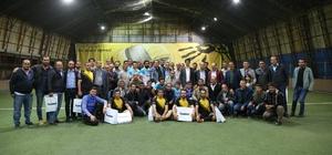 VASKİ'nin 'Birimler Arası Futbol Turnuvası' sona erdi
