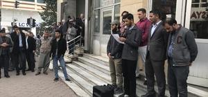 Iğdır'da İsrail protesto edildi