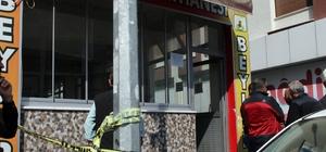 Kavga ettiği şahsı kıraathanede silahla vurdu Eskişehir'de silahlı kavga: 1 yaralı