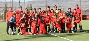 Eskişehirspor'un geleceği bu çocuklarda Eskişehirspor U 15'ler liderlik koltuğunda
