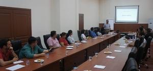 ATB üyelerine markalaşma eğitimi verildi