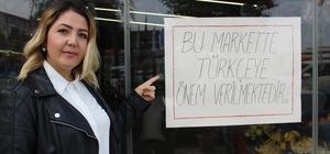 Türkçenin doğru kullanımı için seferber oldular Kütahya Dumlupınar Üniversitesi (DPÜ) Eğitim Fakültesi Türkçe Eğitimi Bölümü öğrencileri, 'Topluma Hizmet Uygulamaları' dersi kapsamında 'Türkçe'ye farkındalık' projesini başlattı