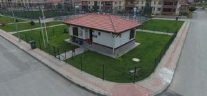 Erzincan Belediyesi tarafından 3 yeni muhtarlık binası inşası başlatıldı
