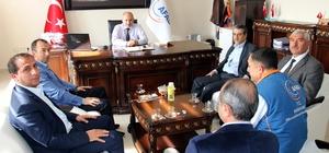 """Başkan Çelik: """"AFAD çalışanlarının problemlerini dinliyoruz"""""""