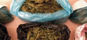 Çorum polisinden uyuşturucu operasyonu: 2 tutuklama