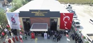 Karaağaçlı Düğün Salonu açıldı