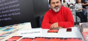 Madalyasız romanının yazarı Kahramanmaraş'a geliyor Tarihe damga vuran Maraş Savunması'nda sergilenen kahramanlıkları anlatan 'Madalyasız' romanının yazarı Mehmet Uluğtürkan, 14 Ekim'de imza gününde okurlarıyla buluşacak