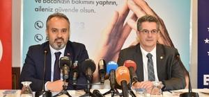 Bursa'nın 'güvenli doğalgaz kullanımı'