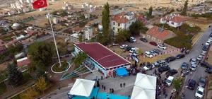 Elmas Sayyar aile Sağlığı Merkezi açıldı