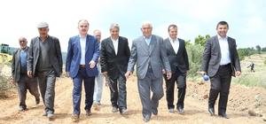 Pamukkale'de 43 yıllık sorun çözüldü