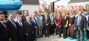 Elmas Seyyar Aile Sağlığı Merkezi hizmete açıldı
