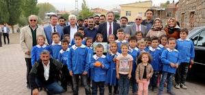 Başkan Palancıoğlu Yamaçlı Mahallesi'nde