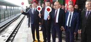 """Sosyal Kooperatif Eğitim ve Tanıtım Treni'nin 10. durağı Afyon oldu Ticaret Bakanlığı Genel Müdür Yardımcısı Ekrem Alper Bozkurt: """"Sosyal Kooperatifçiliği geliştirmek istiyoruz"""""""