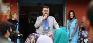 """Başkan Taşçı: """"Atakum'u yarınlara hazırlıyoruz"""""""