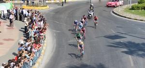 Bisiklet turu Aydın'da coşkuyla karşılandı