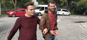 """Gazetecilere, """"Biz temiz insanlarız çekmeyin"""" diyen genç dolandırıcılıktan tutuklandı"""