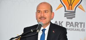 """Bakan Soylu Türkiye'deki terörist sayısını açıkladı İçişleri Bakanı Süleyman Soylu: """"Terörist sayısı şu anda 750 civarında"""" """"Son 10 ayda terör örgütlerine sadece 66 kişi katıldı"""""""