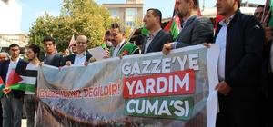 Manisa'dan Müslüman ülkelere Gazze çağrısı