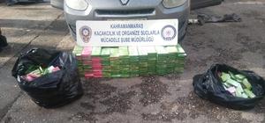 Sigara kaçakçılarının zulası bu kez polisi de şaşırttı Kaçakçılar lüks otomobilin şase ve kaportası arasına 2 bin paket sigara sığdırdı