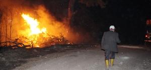 Antalya'da orman yangını İki mahallede çıkan orman yangını söndürüldü