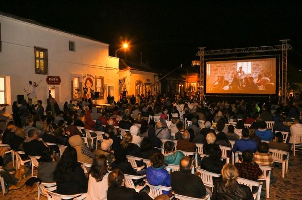 Başka Sinema Ayvalık Film Festivali sona erdi