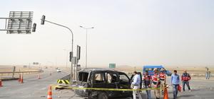 Kahramanmaraş'ta trafik kazası: 2 ölü, 5 yaralı