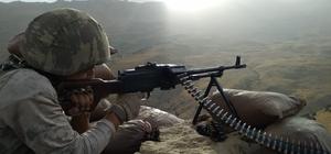 Herekol'da operasyon sürüyor 'Atalar' ve 'Tatarlar' teröristlere göz açtırmıyor