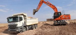 Siirt'te yeni yol açma çalışmaları başlatıldı