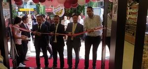 Tuğba Kuruyemiş'in yeni şubesi hizmete açıldı