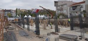 ALGEM 2'nin temeli atıldı Altıeylül sosyal belediyeciliği ön planda tutuyor