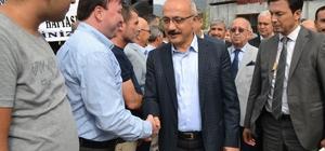 """AK Parti Genel Başkan Yardımcısı Elvan, 'Bereketli Kazanç Yılı' etkinliğine katıldı AK Parti Genel Başkan Yardımcısı Lütfi Elvan: """"Önümüze çıkarılan tüm engelleri aşarak yolumuza devam ediyoruz"""""""