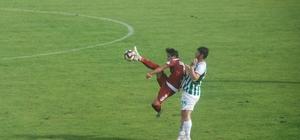 TFF 2. Lig Tokatspor: 1 - Sivas Belediyespor: 2